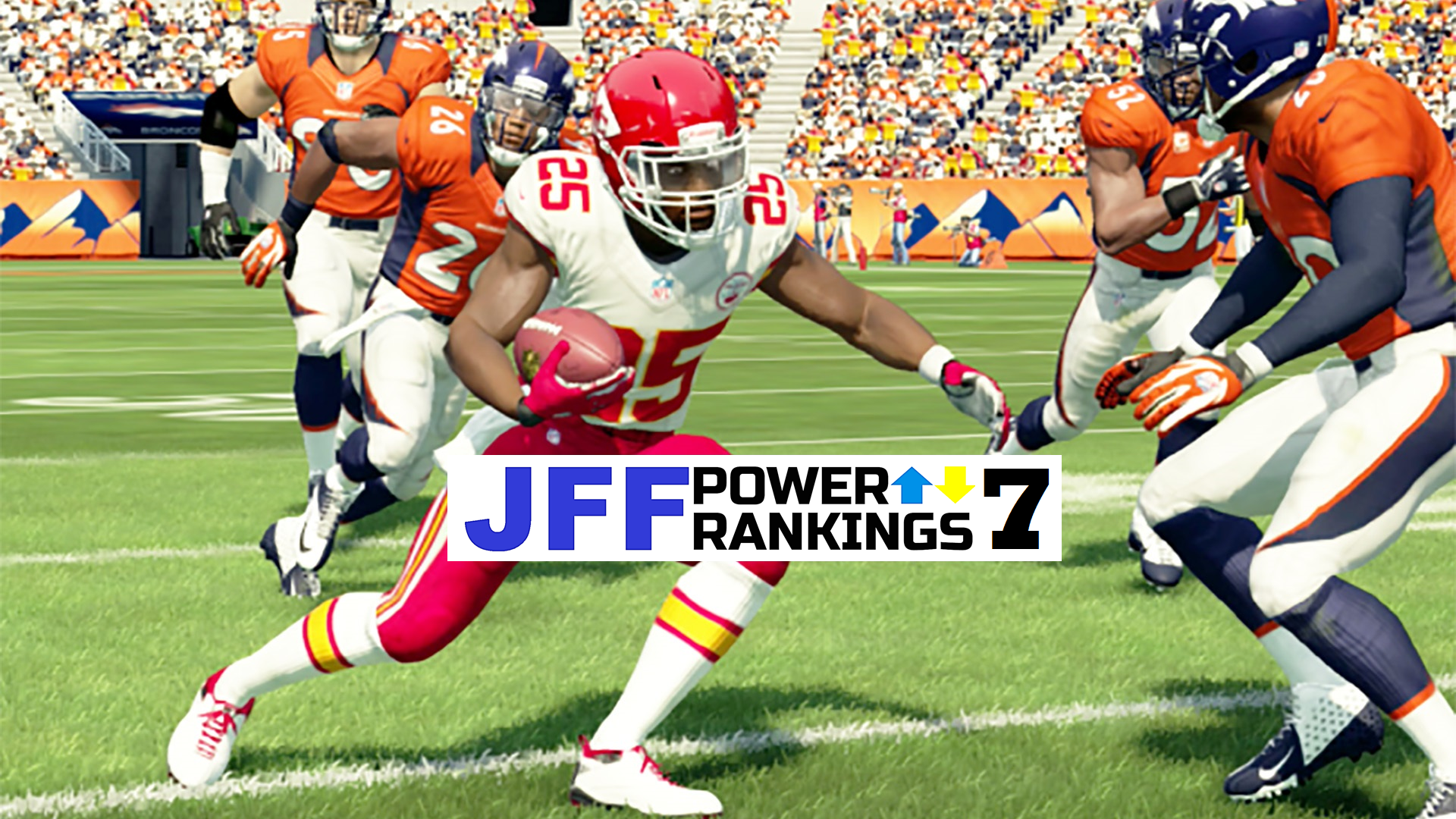JFF Power Rankings - Installment #7